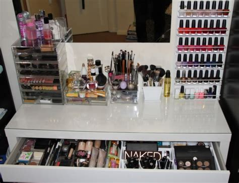 Fancy Getting Creative With Your Makeup Storage?