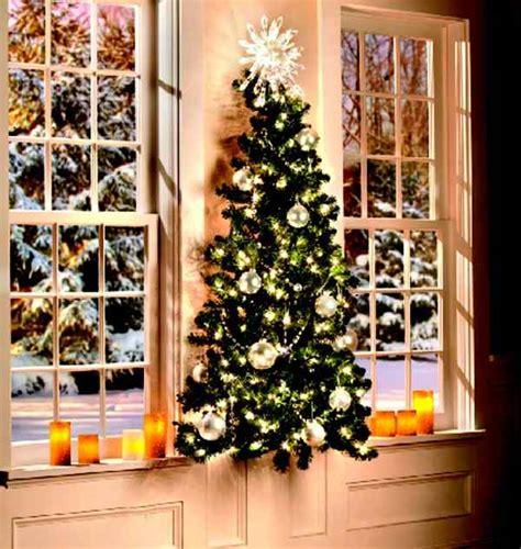 christmas tree for small apartment home design