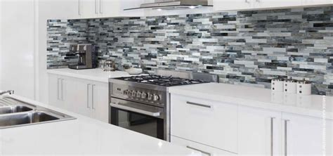 choosing tiles for kitchen a guide to choosing glass mosaic tile home remodeling 5412