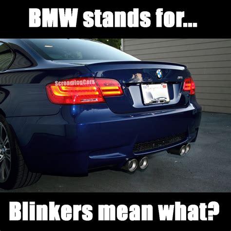 bmw stands