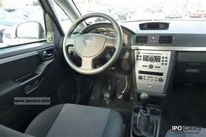 2004 Opel Meriva Cosmo 1 4 Twinport