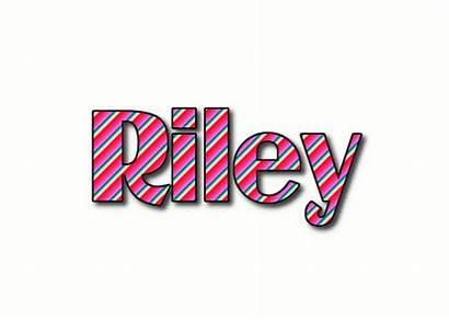Riley Logos Text Animated Flamingtext