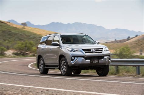 Toyota Photo by Toyota Fortuner Review Photos Caradvice