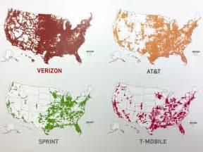 cell phone coverage map cell phone coverage maps my