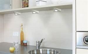 Unterschrank Beleuchtung Küche : k chenbeleuchtung bei hornbach ~ Markanthonyermac.com Haus und Dekorationen