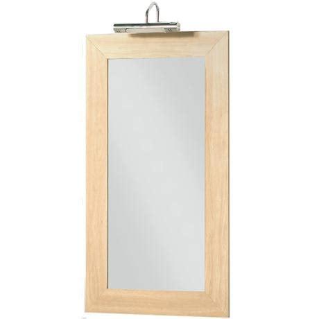 Maple Bathroom Mirror by Maple Bathroom Mirror And Light At Plumbing Uk