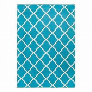 Teppich 140 X 160 : teppich mesh kunstfaser t rkis beige 140 x 200 cm mooved der m bel marken shop ~ Bigdaddyawards.com Haus und Dekorationen