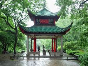 Asian Architecture Pictures by Traditional Style Architecture Aiwan Pavilion