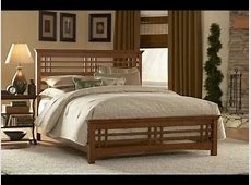 Wooden Bed Design for Bedroom Ideas YouTube