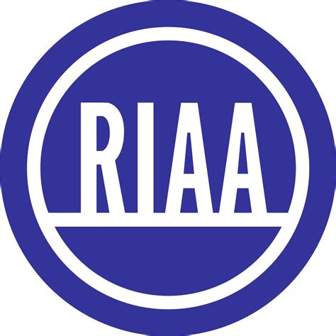 Well you're in luck, because here they come. Recording Industry Association of America - Wikipedia