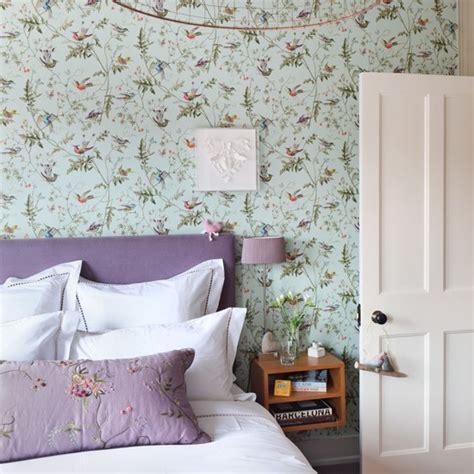 diy wallpaper designs  bedrooms uk