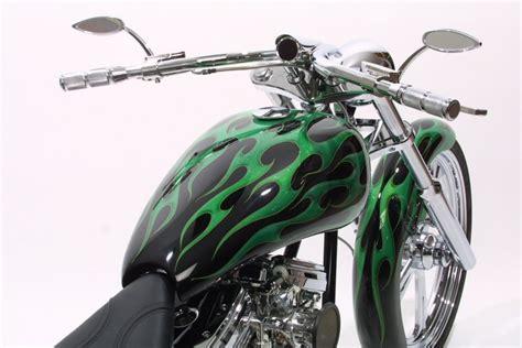 Covingtons Dragon9 Custom Motorcycle