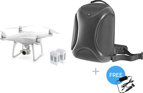 dji phantom   extra batteries multifunctional