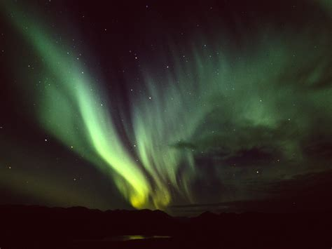 Bucket List Travel Experiencing The Northern Lights In
