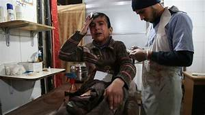 Syria: scores of civilians killed in government air ...
