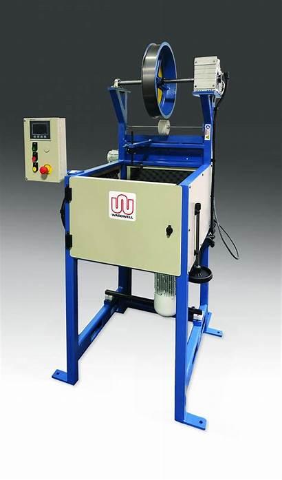 Machine Braiding Wardwell Maypole B10 Industrial Introduces