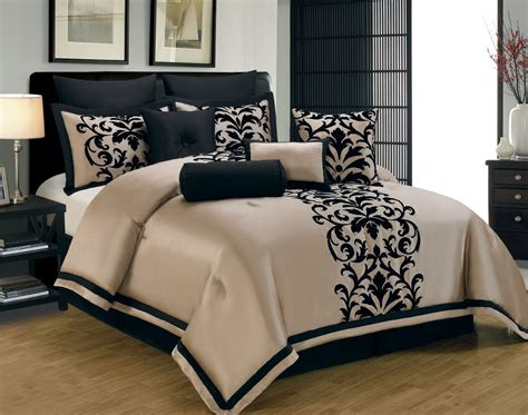 king size navy blue  gold comforters google search