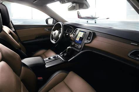 renault talisman 2017 interior renault talisman revealed new premium mid size sedan