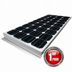 Panneau Solaire 100w : panneaux solaire kit panneau solaire 100 w pour capming ~ Nature-et-papiers.com Idées de Décoration
