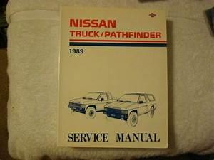 Find 1989 Nissan Truck Pathfinder Service Repair Shop