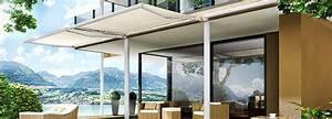 Store Pour Balcon : store pour terrasse store pour balcon sur mesure design ~ Edinachiropracticcenter.com Idées de Décoration