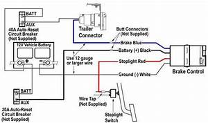 Boat Trailer Wiring Diagram Simple