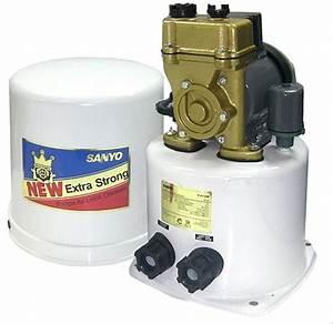 Jual Pompa Air Otomatis Sanyo Auto Water Pump Ph 130b Di