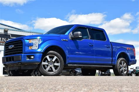 2012 F 150 Xlt by 2016 Ford F 150 Xlt Supercrew Fx4 For Sale 68100 Mcg