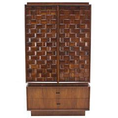 kitchen cabinets walnut 1930 s quot compactom quot walnut steamer trunk at 1stdibs 3293