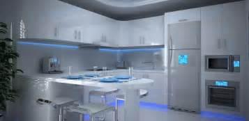 table de cuisine escamotable most futuristic kitchen appliances of luxury by sama