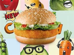 McDonald's Launches New Veggie Crunch Burger In Singapore ...