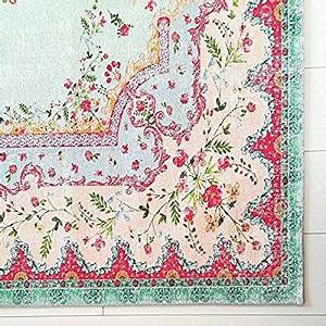 Teppich Shabby Chic : teppich shabby look wohn design ~ Buech-reservation.com Haus und Dekorationen