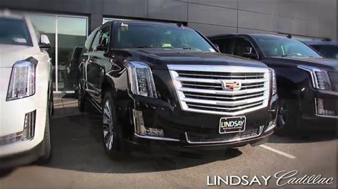 Welcome To Lindsay Cadillac