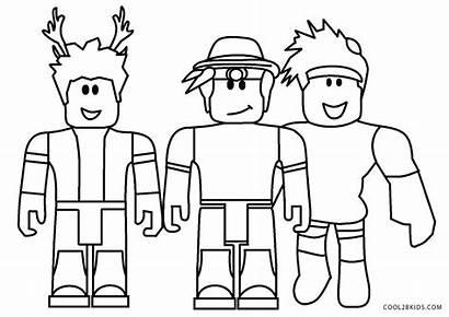 Roblox Coloring Printable Character Inspirations Fabulous Adopt