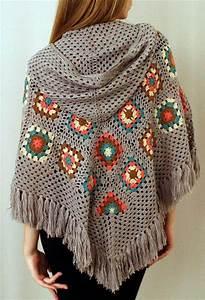 Crochet En S : 16 diy ideas about crochet hooded cap shawl diy to make ~ Nature-et-papiers.com Idées de Décoration