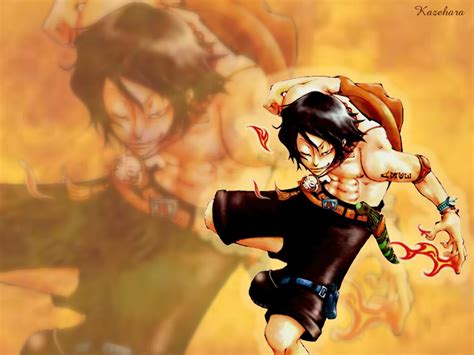 One Piece Wallpaper Ace 29 Wallpapers Hd
