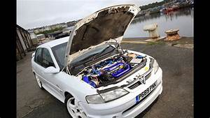Supercharged Vectra V6 Part 2