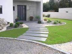 1000 idees sur le theme allees de jardin sur pinterest With amenagement entree exterieure maison 5 realisations bretaudeau paysagiste