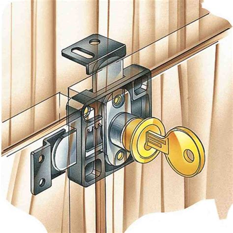 Cabinets That Lock by Cabinet Door Lock Home Furniture Design