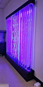 Decorate With Daria   Fountain Bubble Wall Panel 6 5 U0026 39  Sq Color Led Light Restaurant Bar Club