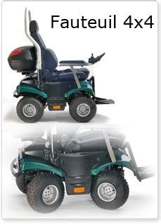fauteuil roulant electrique 4x4 le fauteuil 4x4