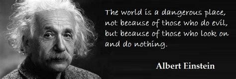 Einstein Quotes Evil Quotesgram