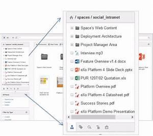 open source document management software system exo With document management software for insurance companies