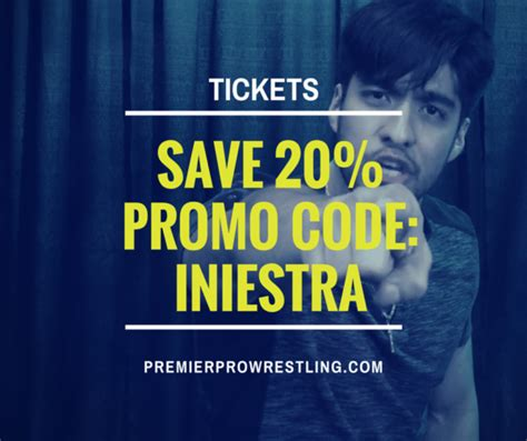 23737 Saturday Promo Code by Tickets 20 Ppw92 Saturday May 21 2016