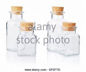 Glasflaschen Mit Korken : leere glas stopper stockfoto bild 20014457 alamy ~ Orissabook.com Haus und Dekorationen