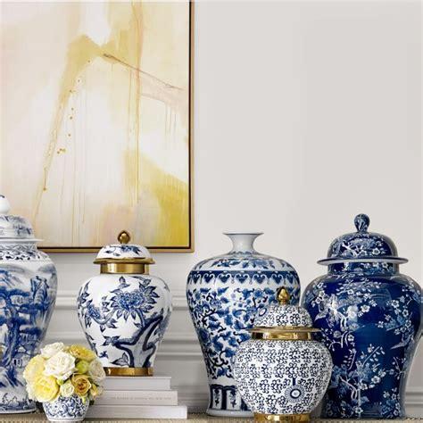 Large White Decorative Vases by Decorative Vases Jars Williams Sonoma