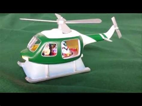 musical helicopter christmas decoration youtube