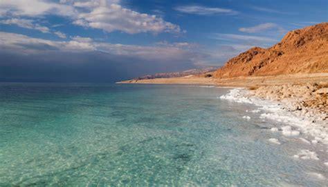 Por Que O Mar Morto é Chamado Assim?