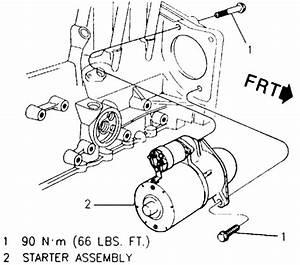 1999 Chevy Cavalier Engine Diagram