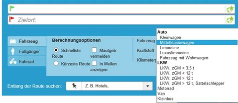 blushempo: Routenplaner Michelin Kostenlos